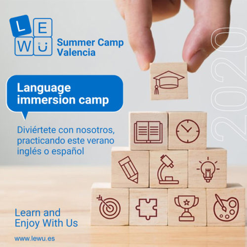 Portada Lewu Summer Camp 2020