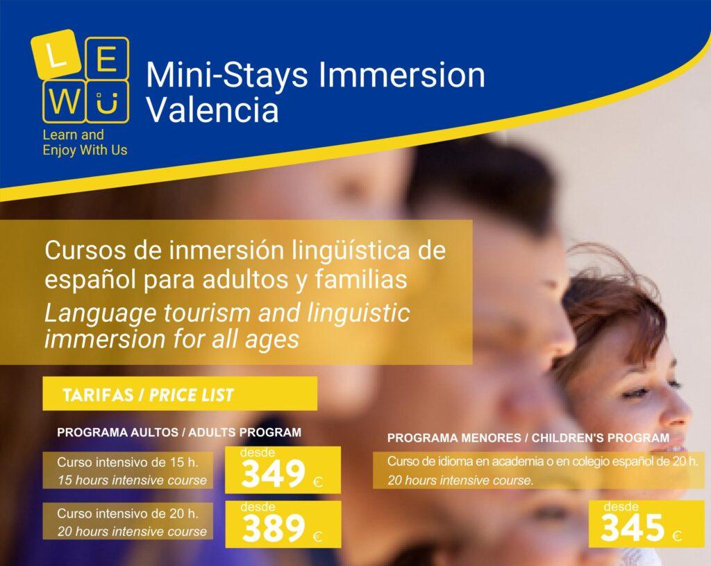 Mini Stay in Valencia